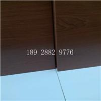 广本4S店展厅用勾搭式热转印木纹铝单板吊顶
