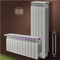 80*120压铸铝暖气片双金属压铸铝散热器