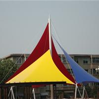 供应园林景观区游乐园游乐场精美膜结构遮阳