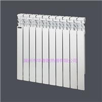 家用水暖散热器压铸铝双金属暖气片价格低