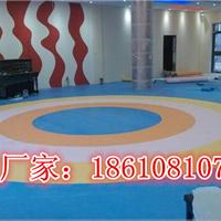 幼儿园地胶天津生产pvc地板