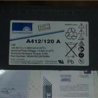 供应德国阳光蓄电池A412/100A价格