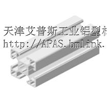 供应6063-4040工业铝型材