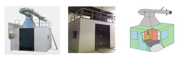 建筑材料或制品的单体燃烧试验机
