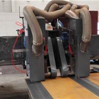 供应环保龙门式数控特种钢板打磨抛光机