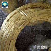 深圳广浦环保H65黄铜线紫铜排