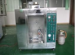 供应DX8379塑料以及塑料部件垂直燃烧试验机