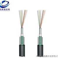 供应4芯单模铠装室外光纤光缆 4芯光缆