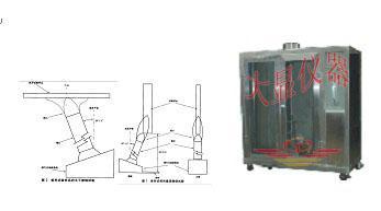 供应大显DX8522  5VA/5VB塑料燃烧试验机