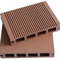 实心木塑地板木塑厂家塑木地板批发可定制