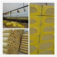 铝板保温和离心玻璃棉管施工