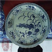 景德镇厂家供应酒店专用大瓷盘餐具