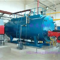 供应新型环保燃油燃气热风锅炉