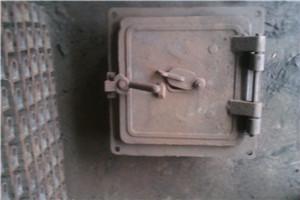 供应450*450铸铁锅炉炉门厂家咨询