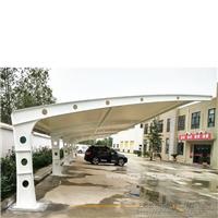 膜结构车棚厂家|自行车棚设计|小区车棚制作