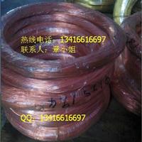 供应紫铜线 红铜线 紫铜丝 红铜丝 导电铜丝