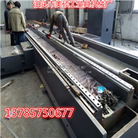 供应大型机床床身铸件的凝结方法