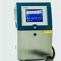 供应云南镭德杰V280铝材喷码机