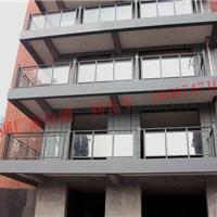湖南YT-E型凹槽管锌钢玻璃阳台护栏价格
