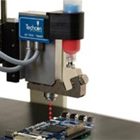 Techcon Systems 压电式喷射点胶阀