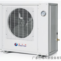 迪贝特空气能热泵热水器DBT-R-2.5HP机组