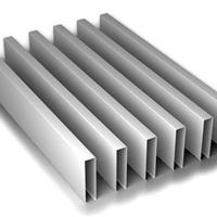 供应铝方通吊顶规格,建威铝方通厂家