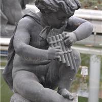 供应欧式玻璃钢小天使雕塑加工制作