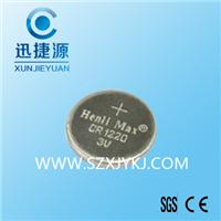原厂CR1220各种焊脚位加工 对讲机电池加工