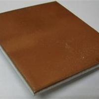 幕墙板 铜铝复合板