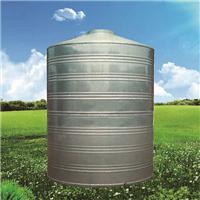不锈钢圆柱水箱,箱泵一体化二次供水设备
