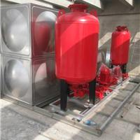 雅洁供消防增压给水设备箱泵一体化