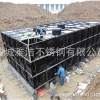 雅洁DNF地埋式水箱,可定制各种水箱