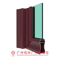 90系列铝合金平开窗型材