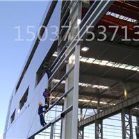 供应聚氨酯夹芯板钢结构外墙板直销