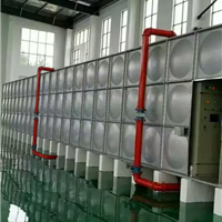 雅洁不锈钢水箱HH652