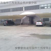 【六安车棚=pvc膜结构车棚_新式阳光板车棚|】招商