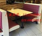 新款圆凳餐桌椅四川致胜品牌餐桌椅厂家