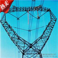 供应电力角钢塔 双回路110kv输电线路塔