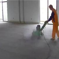 地坪材料施工过程中粉尘的危害及防护措施