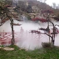 园林景观造雾系统|景观造雾设备旅游景区
