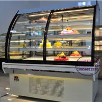 火锅自助餐店甜品蛋糕展示柜 济宁西点冷柜