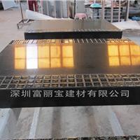 深圳人造石厂家供应黑色马赛克餐厅台面定制