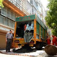 998新型环保化粪池清理车 长沙率先全区推广