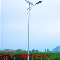 湖南湘潭太阳能路灯厂家 路灯杆钢材行情