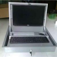 科桌液晶屏翻转器 19寸翻转器