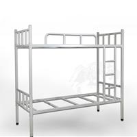 东莞自产自销双层铁架床扎实稳固宿舍铁架床