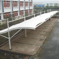 供应 膜结构自行车车棚
