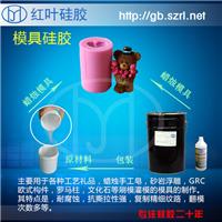 供应蜡烛翻模硅胶液体硅胶
