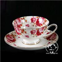供应2016新款陶瓷咖啡杯、咖啡碟礼盒装