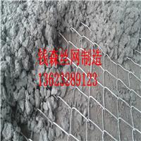 供应现货国标镀锌护坡铁丝网